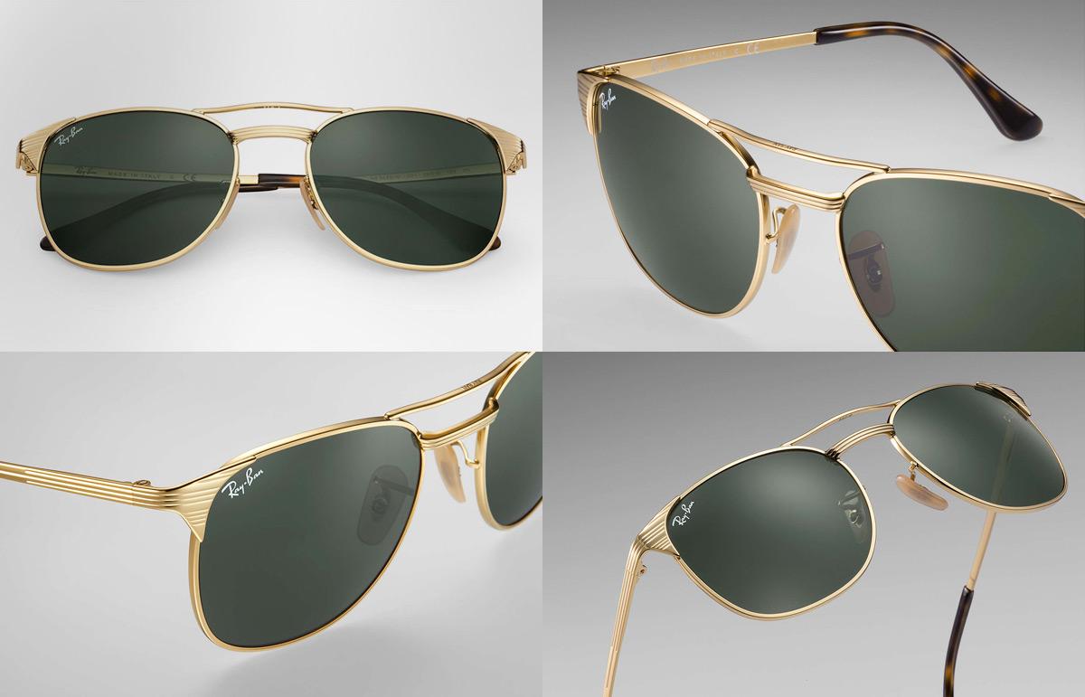 gran descuento 94650 3f807 Nuevas Ray-Ban Signet, regresan las legendarias gafas de sol
