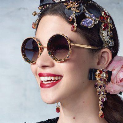 gafas de primavera