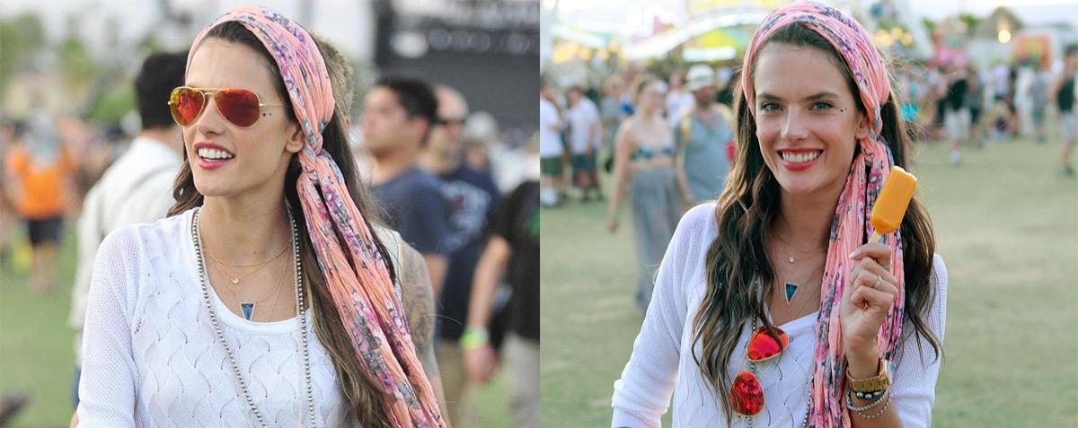 Gafas para Coachella