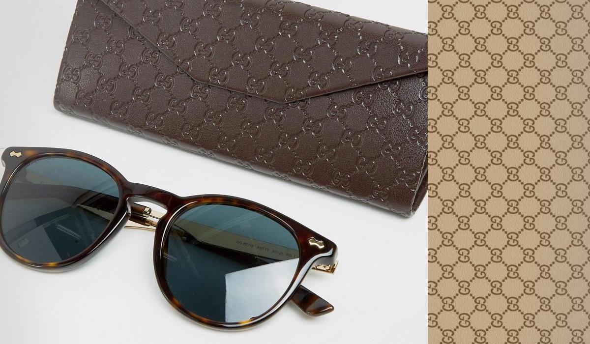 gafas Gucci pequeñas