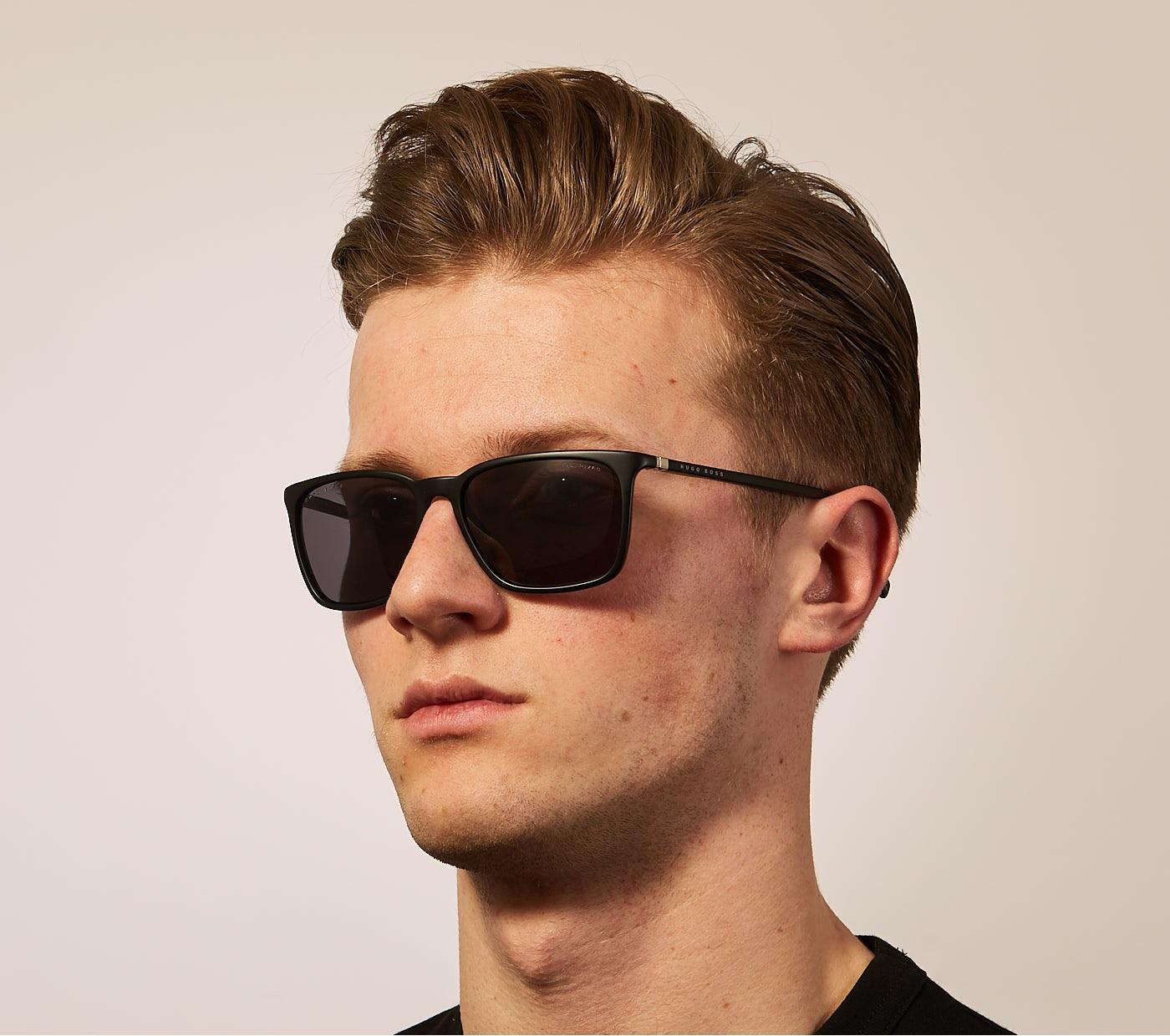 Modelo Hugo Boss