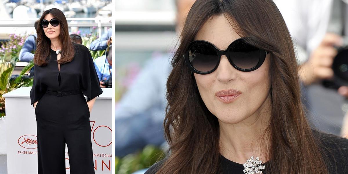 Monica Belluci Sunglasses