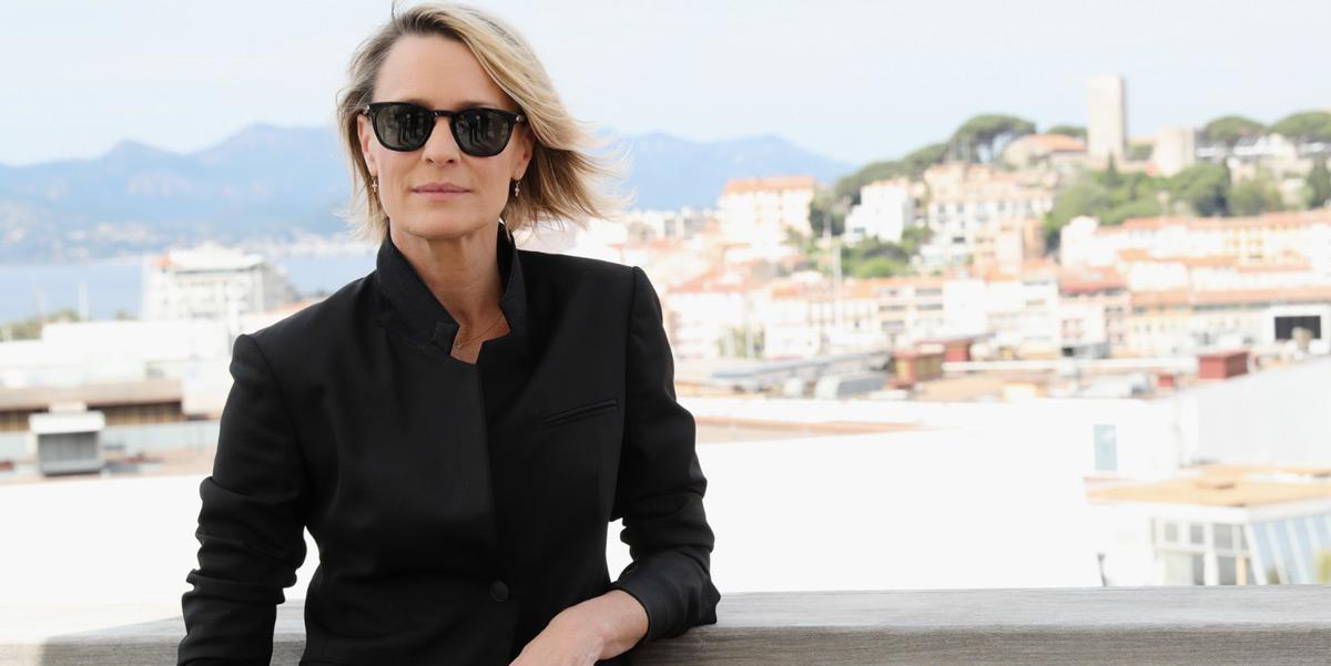 Robin Wright Sunglasses