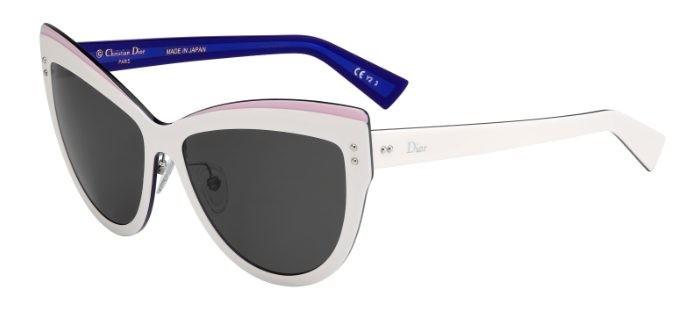 Gafas de sol blancas Dior